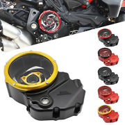 Motorcycle Engine Racing Clear Clutch Cover Spring Retainer For Ducati Xdiavel