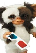 Gremlins Gizmo 3d Glasses Ver. Figure Medicom Toy Vcd Prop Size Collectible Doll