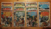 Adventures On The Planet Of The Apes 1-11 Vf-nm 1975 Marvel Comics Lot