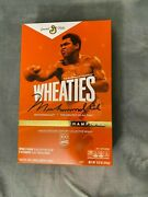 Wheaties Century Collection Gold Box 1 Muhammad Ali Limited Edition Collectors
