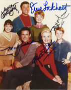 Lost In Space Tv Cast - Autographed Signed Photograph With Co-signers