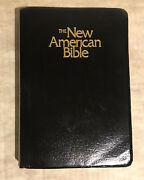 The New American Bible By Catholic World Press New Testament Holy Bible