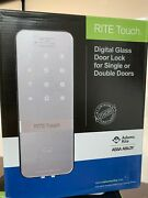 Rite Touch Rt1050l Digital Glass Door Lock With Lever Pricing Is For All 10
