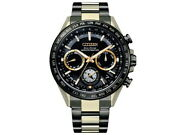 Citizen Attesa Eco-drive Radio-controlled Watch Double Direct Flight Act Line