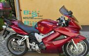 Red Glossy Abs Fairing With Tank Cover Fit Honda Vfr800 2002-2012 34 A3
