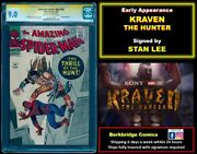 🔥 Amazing Spider-man 34 Cgc 9.0 Ss Stan Lee 🔥 3 Comboship W 5 Or 15 Auction