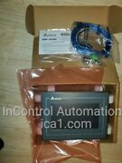 Delta Dop-107and039and039 Inch Hmi Touch Screen Panel Serial And Usb Replace Dop-b07s411