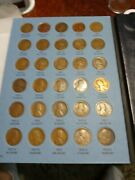 1909-2021 Lincoln Wheat Penny Collection Book Set - Missing None Complete
