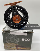 Maxcatch Eco Large Arbor Fly Fishing Reel 5/6 Weight - New Open Box