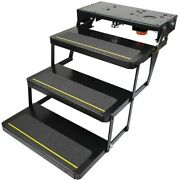 Kwikee 3694042 23 Series Step Assembly With Logic Control Unit And Power Switch