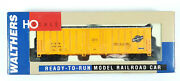 Walthers Ho Scale Chicago North Western Train Railroad Post Box Car 3601 Vintage