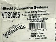 Hitachi Automotive Systems Vts0005 Variable Camshaft Timing Solenoid Free Expedi