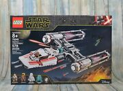 Lego Star Wars Resistance Y-wing Starfighter 578 Pcs Building Set 75249 🌟new🌟