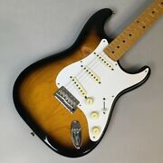 Fender Japan St57 120dmc Clearance Used Electric Guitar With Gig Case