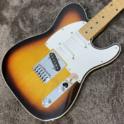 Fender Japan Tl62b 95dk Used Electric Guitar With Soft Case