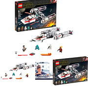 Lego Star Wars The Rise Of Skywalker Resistance Y-wing Starfighter 75249 New...