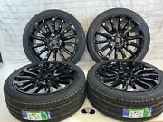 🔥22 Rims Wheels And Tires Fit Range Rover Autobiography Hse Sport Land Rover