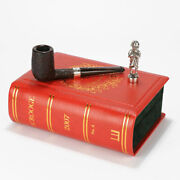 Dunhill 2007 Christmas Pipe Limited Edition - New / Unsmoked