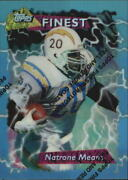 1995 Finest Football Main Set Cards Rookies And Veterans