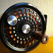 Abel No.1 Fly Reel Used Good From Japan