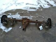 Rear Axle With Active Brake Control Opt Jl4 Fits 08 Express 1500 Van 328735
