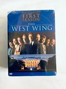 New The West Wing The Complete First, Second And Third Season 1,2,3 Dvd Set