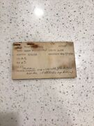 Antique State Hospital Asylum Photo And Card