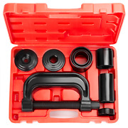 Heavy Duty 4 In 1 Ball Joint Press And U Joint Removal Tool Kit With 4wd Adapters