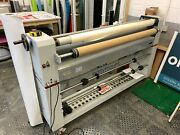 Immaculate Easymount 1600 Em Cold Laminator Sign Making Equipment Includes Vat