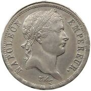 France 2 Francs 1811 A Napoleon I. Top Very Rare In This Condition T58 409
