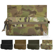Krydex Mini Dangler Drop Pouch Abdominal Carrying For Chest Rig Armor Carrier