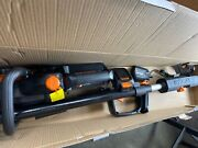 Worx Wg323 20v 2-in-1 10 Cordless Pole Saw And Chainsaw - Nob Read