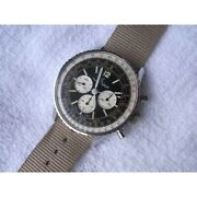 Sinn 903 Chronograph Manual Stainless Steel Menand039s Watch 1990 With Original Box