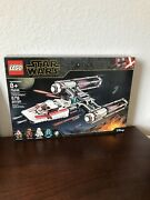 Star Wars Lego 75249 Resistance Y-wing Starfighter New In Box