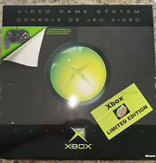 Limited Edition Mountain Dew Xbox New New New Never Opened