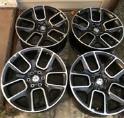 22 Rims For Dodge 1500 With Secure Bolts