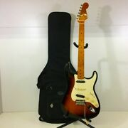 Used Fender Mexico Stratocaster Electric Guitar Hh