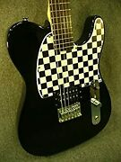 Used Squier By Fender Squire Electric Guitar Telecaster Avril Lavigne