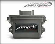 Powerteq Amp'd Throttle Sensitivity Booster For 01-05 Chevy And Gmc 6.6l Duramax