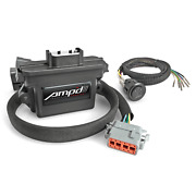 Powerteq Amp'd Throttle Booster Kit W/ Power Switch For 2020 Jeep Gladiator Jt