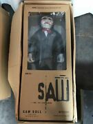 Very Rare Medicom Toy Saw Billy The Puppet Life Size Red Shoes Ltd 156/275 New