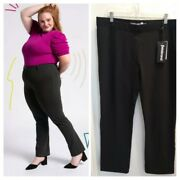 Betabrand Nwt Women Yoga Dress Pants Size 2xl Best Selling Classic Shaping Plus