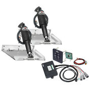 Lenco Rt18x14 18andquotx14andquot Performance Tab Kit W/ Tactile Switch