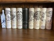 Game Of Thrones Scotch Set Complete Collection With White Walker Bottle