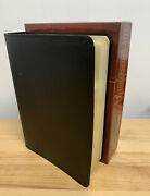 Nkjv, Thompson Chain-reference Bible, Bonded Leather, Black, Made In Usa