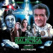 Battlestar Galactica Ltlimited Edition Vol.4 2 Discs Sold Out Rare