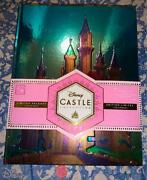 Sleeping Beauty Notebook Poster Castle Disney Castle Collection Book