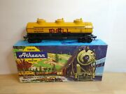 Athearn 1501 3 Dome Tanker Shell Mint Condition 1.0