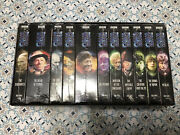 Doctor Who - The End Of The Universe Collection Vhs 2003 11-tape Set...