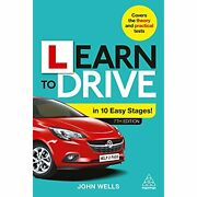 H9780749489489 Learn To Drive To 10 Easy Stages, 7th Edition John Wells